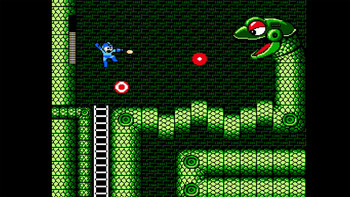 Screenshot1 - Mega Man Legacy Collection