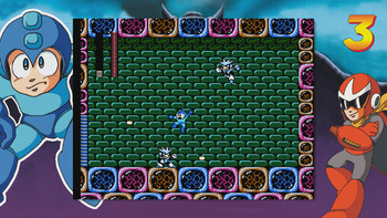 Screenshot3 - Mega Man Legacy Collection