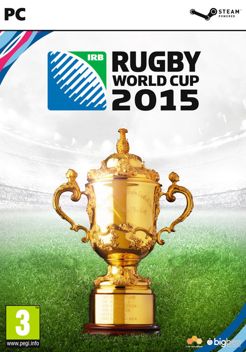 Rugby World Cup 2015 - Cover