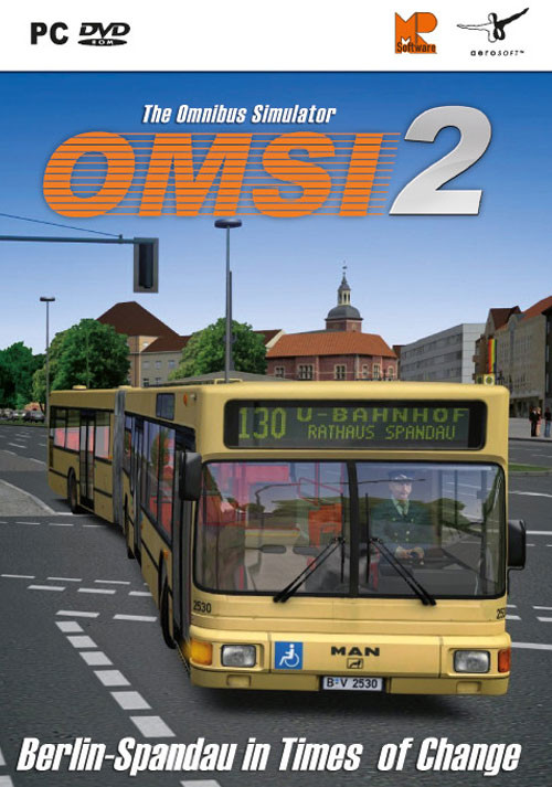 OMSI 2 - Cover / Packshot