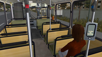 Screenshot1 - OMSI 2 Add-on Stadtbus O305G