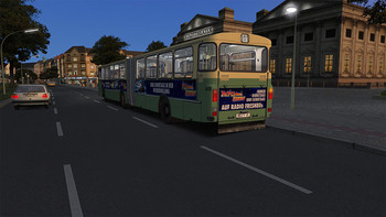 Screenshot2 - OMSI 2 Add-on Stadtbus O305G