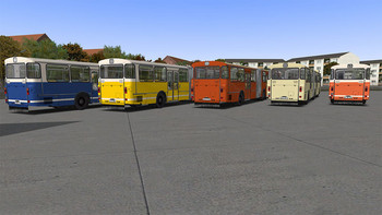 Screenshot4 - OMSI 2 Add-on Stadtbus O305G
