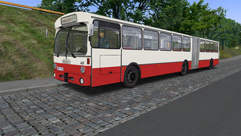 Screenshot5 - OMSI 2 Add-on Stadtbus O305G