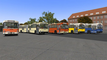 Screenshot6 - OMSI 2 Add-on Stadtbus O305G