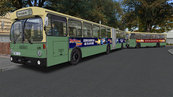 Screenshot7 - OMSI 2 Add-on Citybus O305G