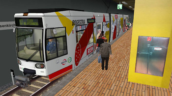 Screenshot2 - OMSI 2 Add-On Tram NF6D Essen/Gelsenkirchen