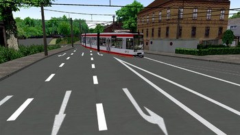 Screenshot4 - OMSI 2 Add-On Tram NF6D Essen/Gelsenkirchen