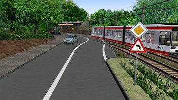 Screenshot5 - OMSI 2 Add-On Tram NF6D Essen/Gelsenkirchen