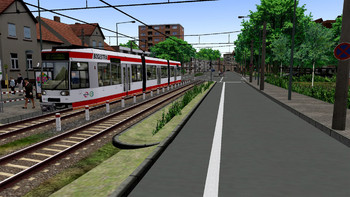 Screenshot6 - OMSI 2 Add-On Tram NF6D Essen/Gelsenkirchen