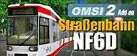 OMSI 2 Add-on Straßenbahn NF6D Essen/Gelsenkirchen