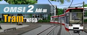 OMSI 2 Add-on Tram NF6D Essen/Gelsenkirchen