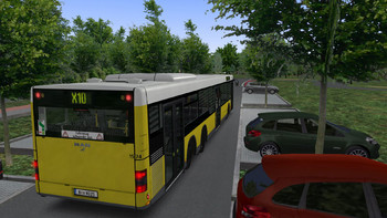 Screenshot4 - OMSI 2 Add-on MAN Stadtbusfamilie