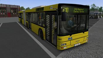 Screenshot2 - OMSI 2 Add-on MAN Citybus Series