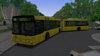 Screenshot3 - OMSI 2 Add-on MAN Citybus Series