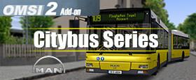 OMSI 2 Add-on MAN Citybus Series
