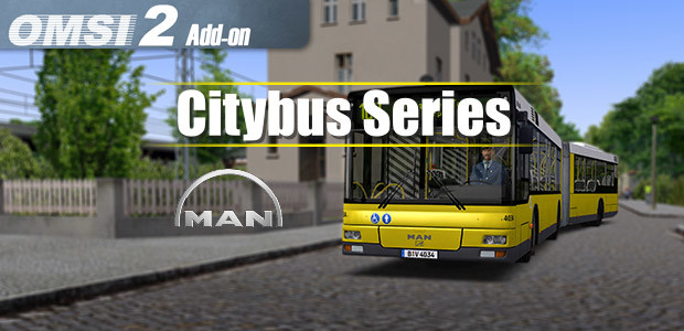 OMSI 2 Add-On MAN Citybus Series