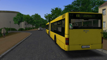 Screenshot5 - OMSI 2 Add-on MAN Citybus Series