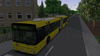Screenshot6 - OMSI 2 Add-on MAN Citybus Series