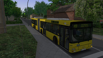 Screenshot8 - OMSI 2 Add-on MAN Citybus Series