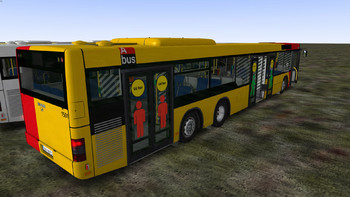 Screenshot9 - OMSI 2 Add-on MAN Citybus Series