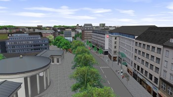 Screenshot1 - OMSI 2 Add-on Aachen
