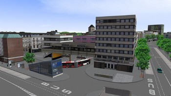 Screenshot8 - OMSI 2 Add-on Aachen