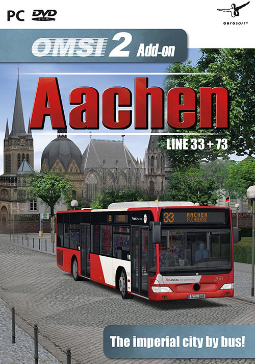OMSI 2 Add-on Aachen - Cover