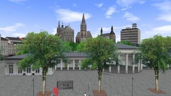 Screenshot2 - OMSI 2 Add-on Aachen