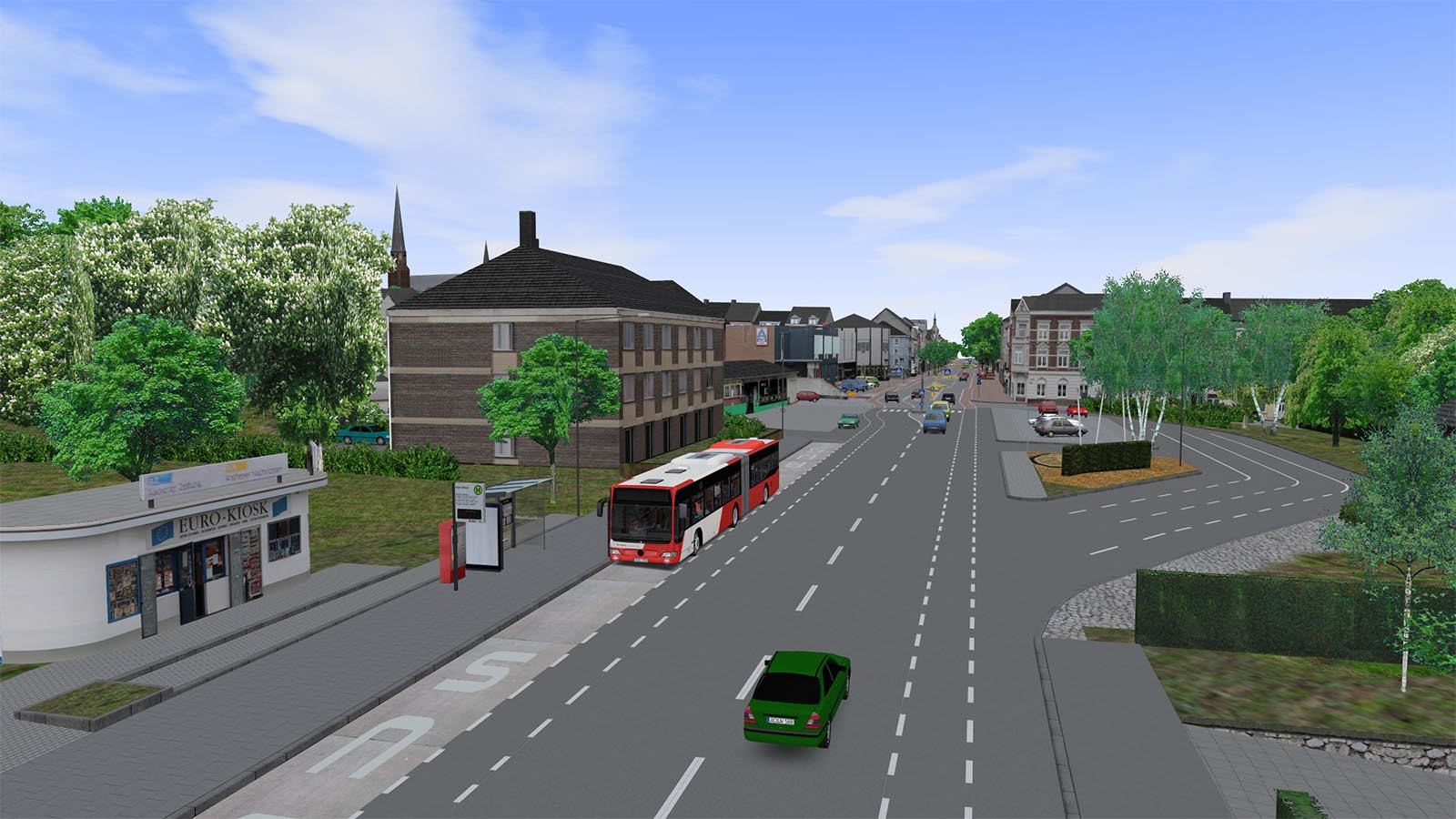 OMSI 2 Add-on Aachen [Steam CD Key] for PC - Buy now