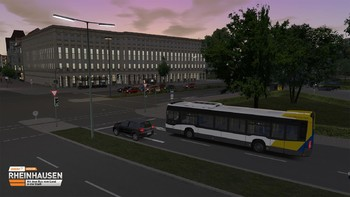 Screenshot1 - OMSI 2 Add-on Rheinhausen