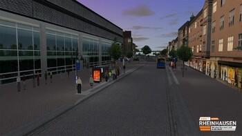 Screenshot2 - OMSI 2 Add-on Rheinhausen