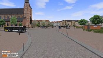 Screenshot5 - OMSI 2 Add-on Rheinhausen