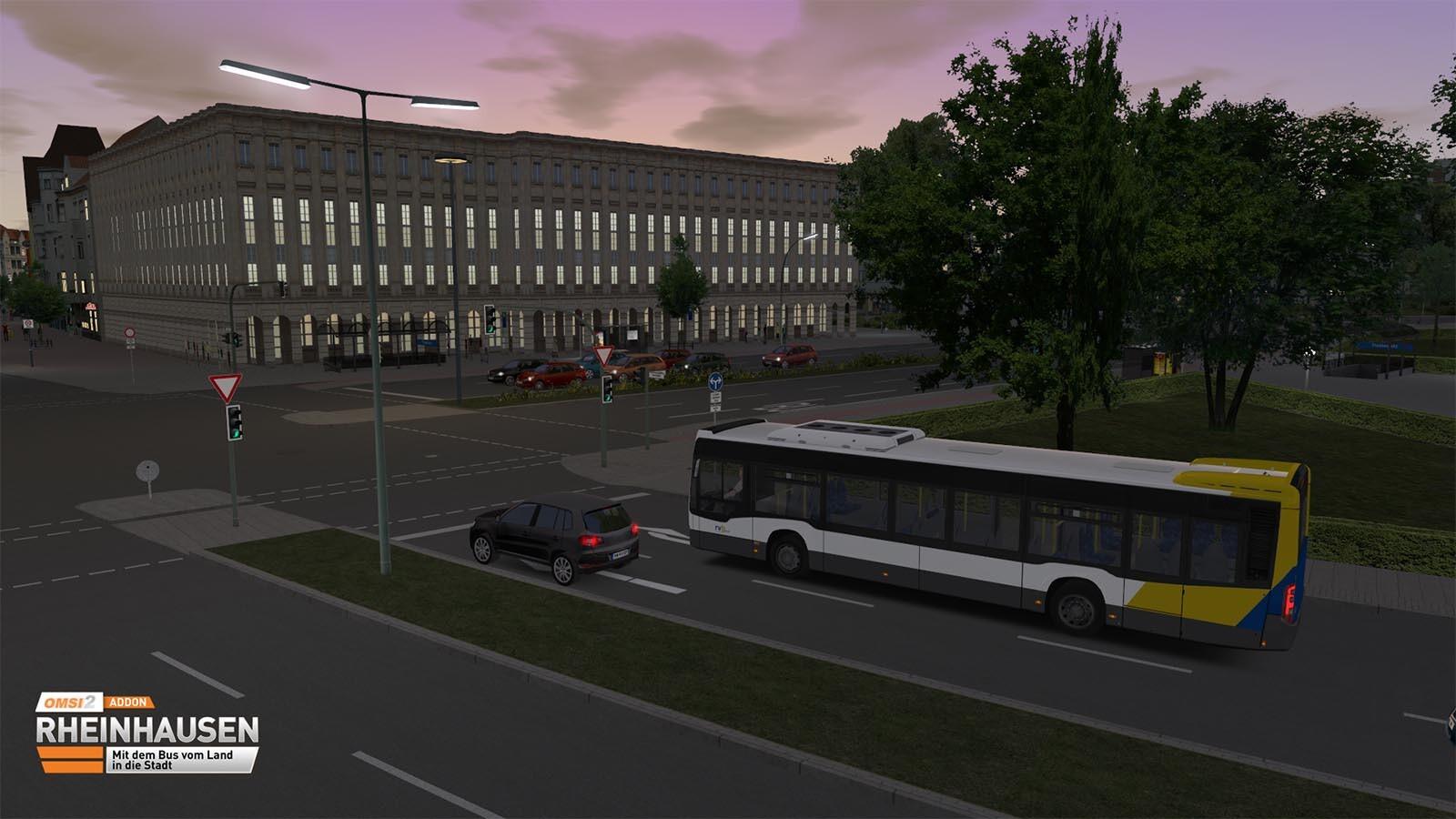 OMSI 2 Add-on Rheinhausen [Steam CD Key] for PC - Buy now