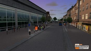 Screenshot2 - OMSI 2 Add-on Rheinhausen