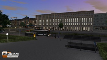 Screenshot3 - OMSI 2 Add-on Rheinhausen