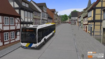 Screenshot7 - OMSI 2 Add-on Rheinhausen