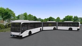 Screenshot1 - OMSI 2 Add-on Bi-articulated bus AGG300