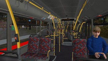 Screenshot4 - OMSI 2 Add-on Bi-articulated bus AGG300