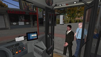 Screenshot7 - OMSI 2 Add-on Bi-articulated bus AGG300
