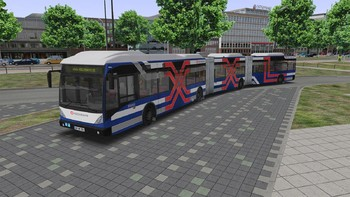 Screenshot3 - OMSI 2 Add-on Bi-articulated bus AGG300