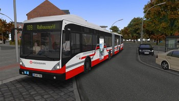 Screenshot6 - OMSI 2 Add-on Bi-articulated bus AGG300