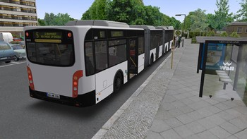 Screenshot9 - OMSI 2 Add-on Bi-articulated bus AGG300