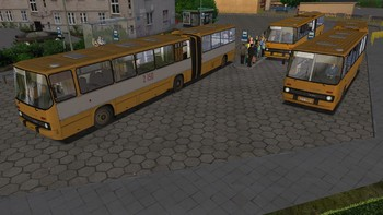Screenshot4 - OMSI 2 Add-on Citybus i280 Series