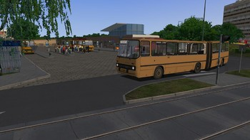 Screenshot1 - OMSI 2 Add-on Citybus i280 Series