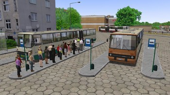 Screenshot5 - OMSI 2 Add-on Citybus i280 Series