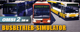 OMSI 2 Add-on Busbetrieb-Simulator