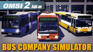 OMSI 2 Add-on Bus Company Simulator