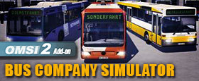 OMSI 2 Add-on Bus Company Simulator