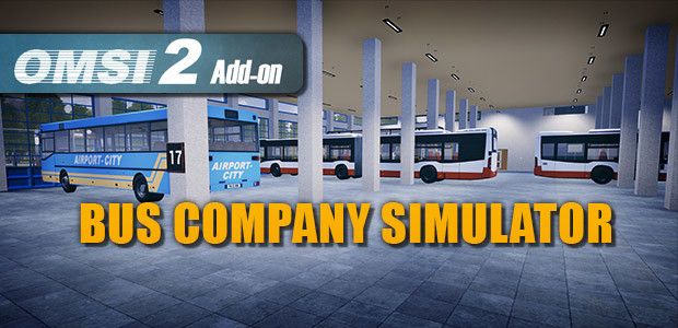 OMSI 2 Add-on Bus Company Simulator - Cover / Packshot